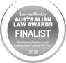 Australian Law Awards image