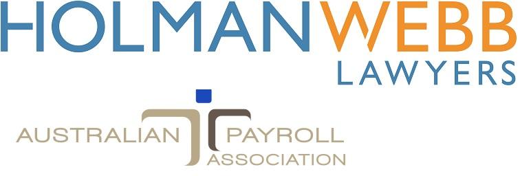 Holman Webb Australian Payroll Association