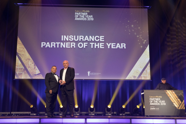 John Van de Poll Wins Insurance Partner of the Year