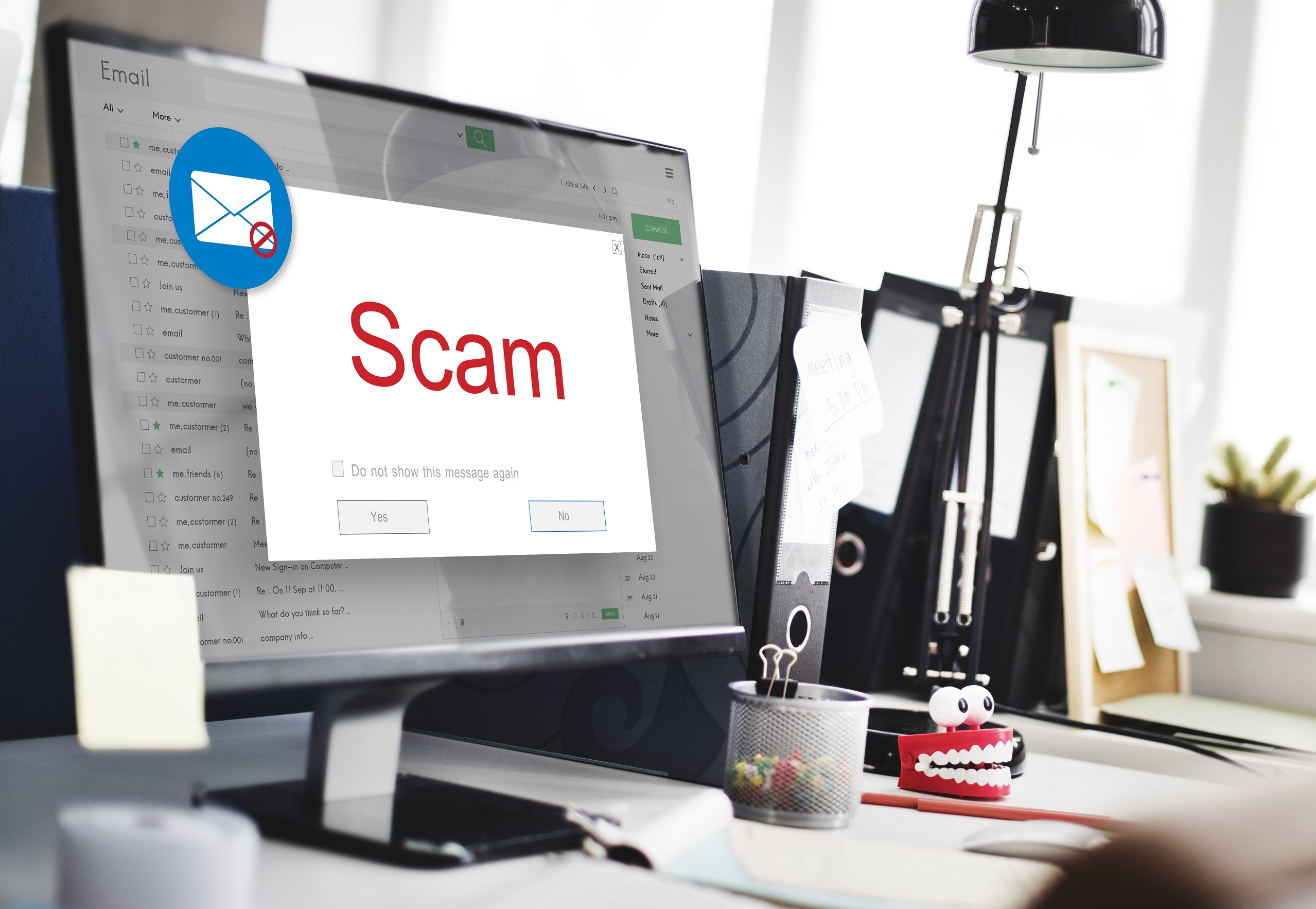 Scammers, Hackers and Dodgy Money Transfers – are you Protected?